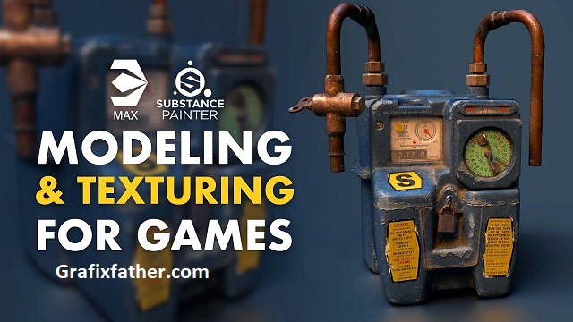 Flippednormals Modeling Texturing Props for Games