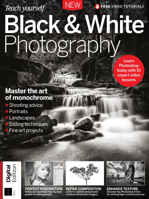 Teach Yourself Black And White Photography 7th Edition 2021