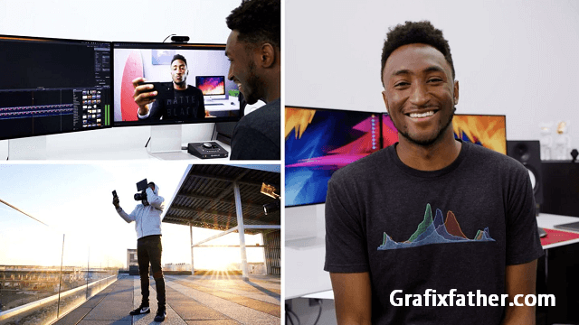 YouTube Success Script Shoot and Edit with MKBHD