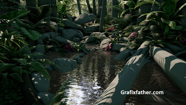 Introduction To Creating Game-Ready Foliage