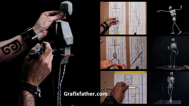 The Gnomon Workshop The Art Of The Armature